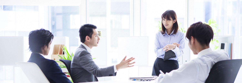目標管理で 会社ミッションを共有